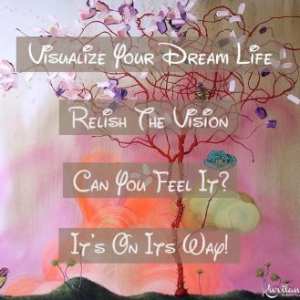 Relish in your dreams!