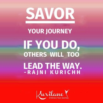 Savor Your Journey