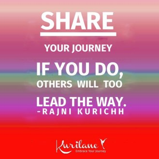 Share Your Journey