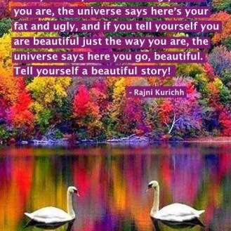 Beautiful Self-Talk.