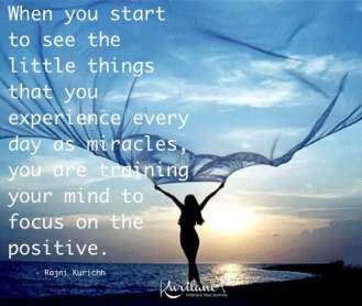 Positive Miracles.