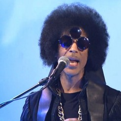 Prince Third Eye In Concert