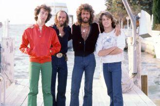 Brothers Gibb circa mid '80s
