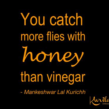 Flies With Honey