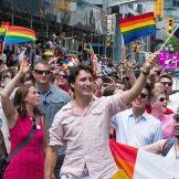 Justin Trudeau Pride Parade