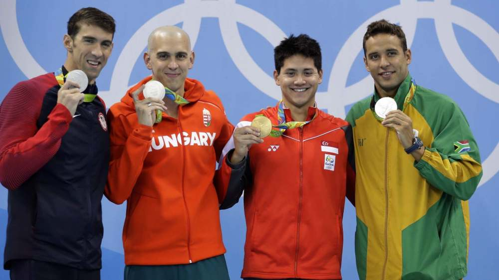 100m Butterfly Rio 2016