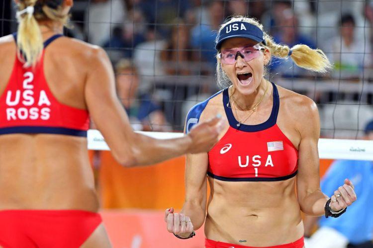 Kerri Walsh Jennings Rio 2016