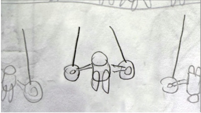 Kohei Uchimura Drawing