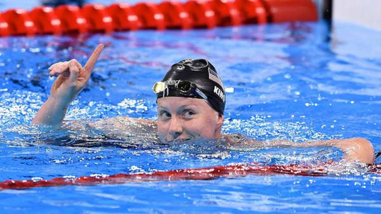 Lilly King Rio 2016