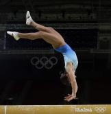 Oksana Chusovitina Rio 2016