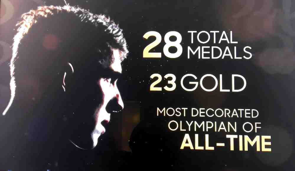 Michael Phelps Best of All Time