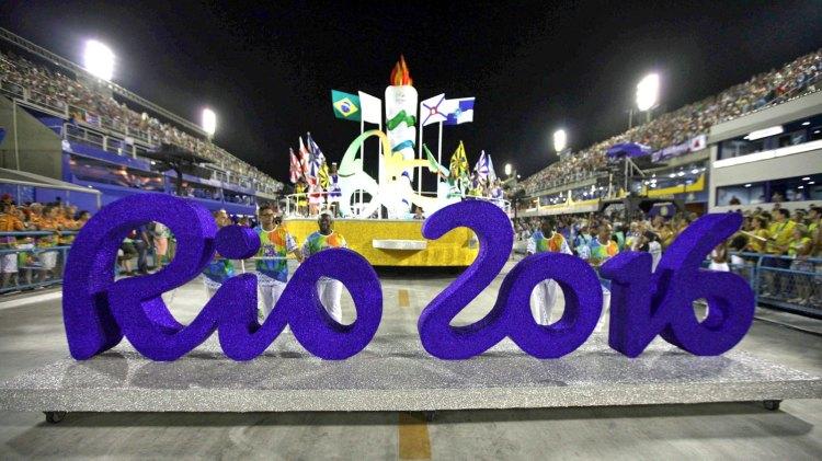 Rio 2016 Letters