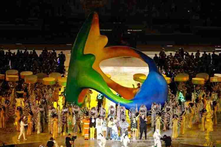 Rio 2016 Olympic Logo