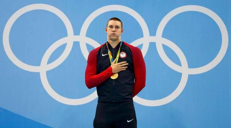 Ryan Murphy Rio 2016