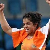 Sakshi Malik Rio 2016