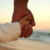 Toddler Holding Hand