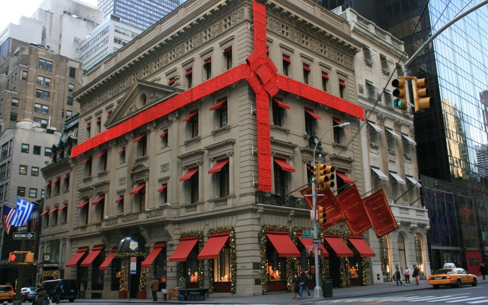 Cartier on Fifth Avenue