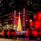 The Radio City Rockettes Christmas Spectacular is a must see!
