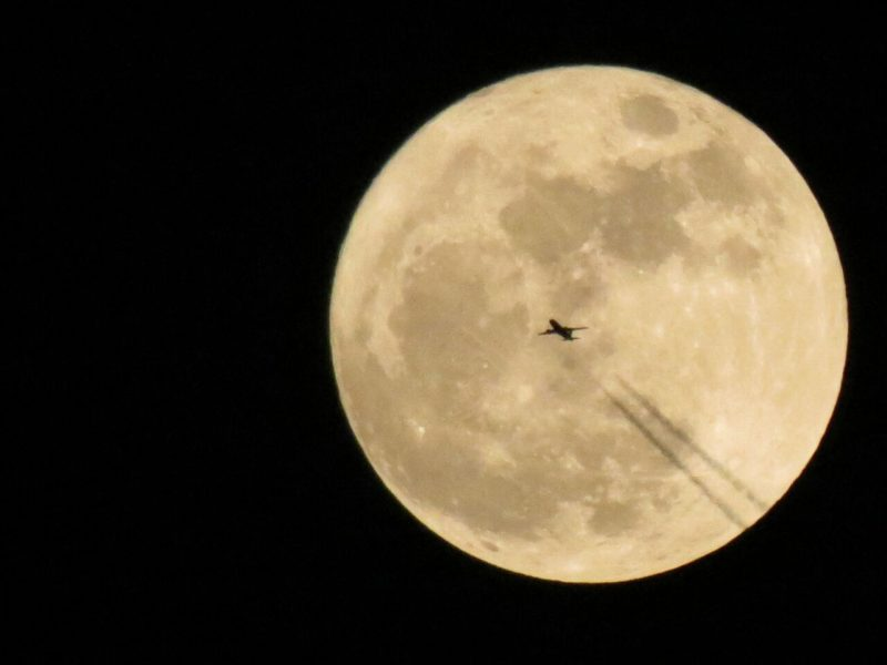 India Super Moon