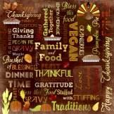 Gratitude. Period.