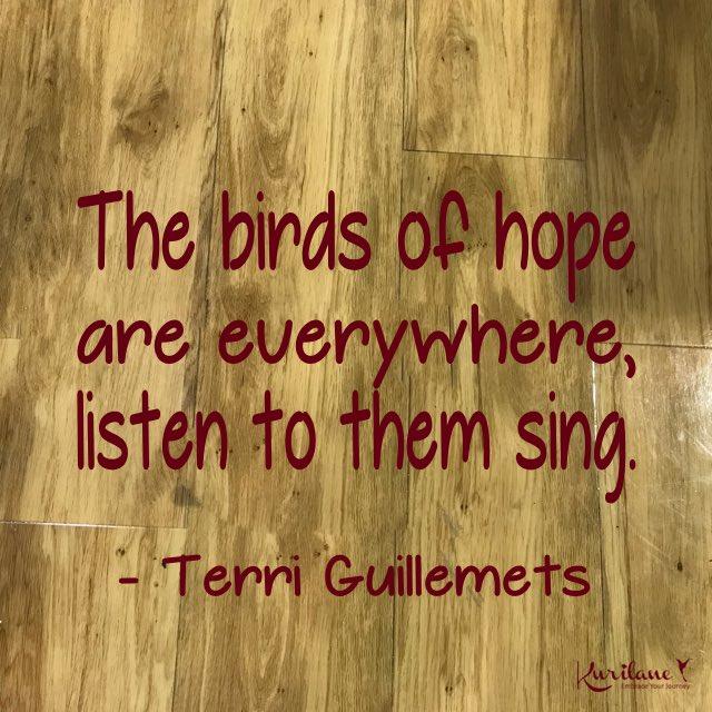 Sirds Sing Hope