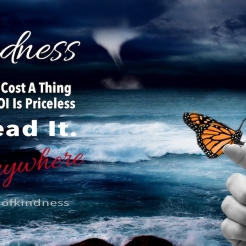 Kindness is Priceless.