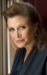 Carrie Frances Fisher (October 21, 1956 – December 27, 2016). I'm a Star Wars fan. 'Nuff said. You left a unique imprint on the world and I'm grateful for it. Thank you.