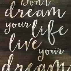 See it. Believe It. Live It.