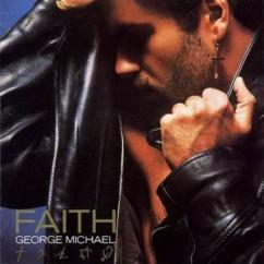 George Michael Faith Cover