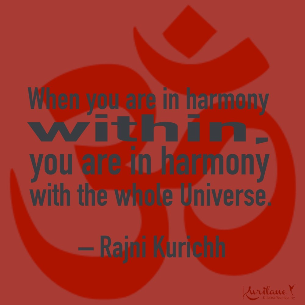 Harmony Within