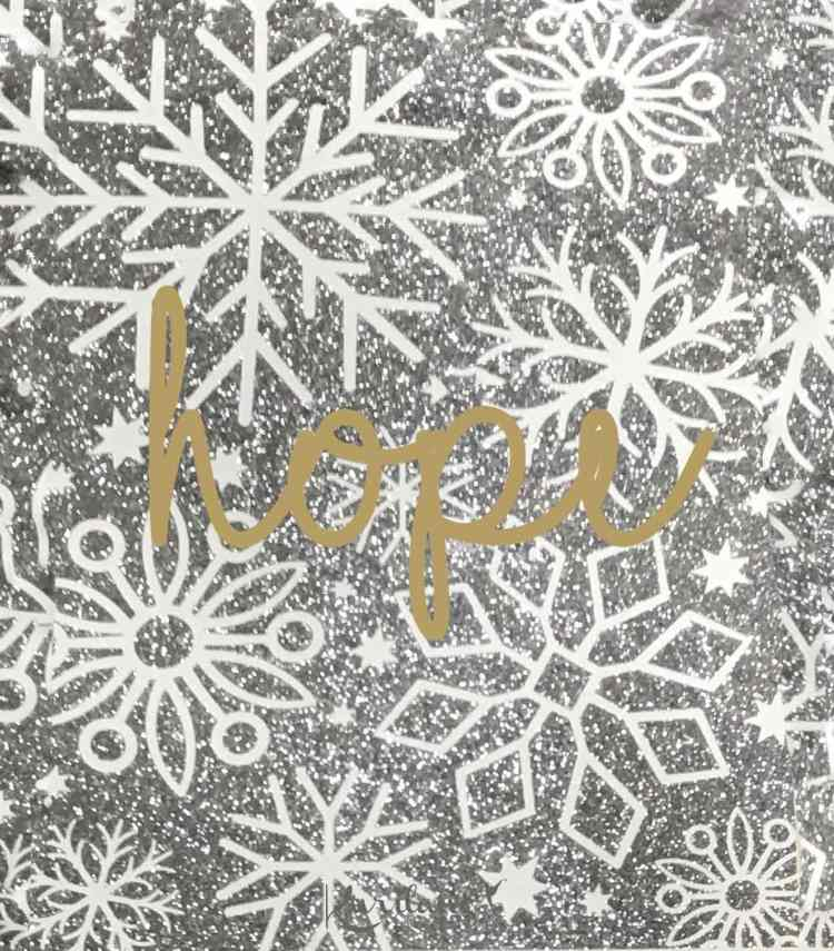 Hope Snowflakes