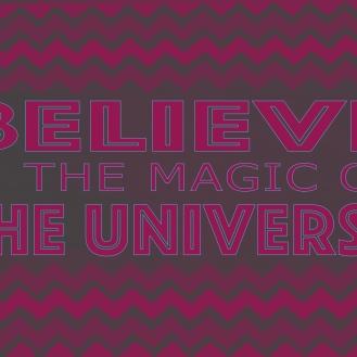 Never stop believing!