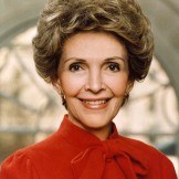 Nancy Davis Reagan (July 6, 1921 – March 6, 2016) You were an exemplary First Lady and amazing woman. Thank you.